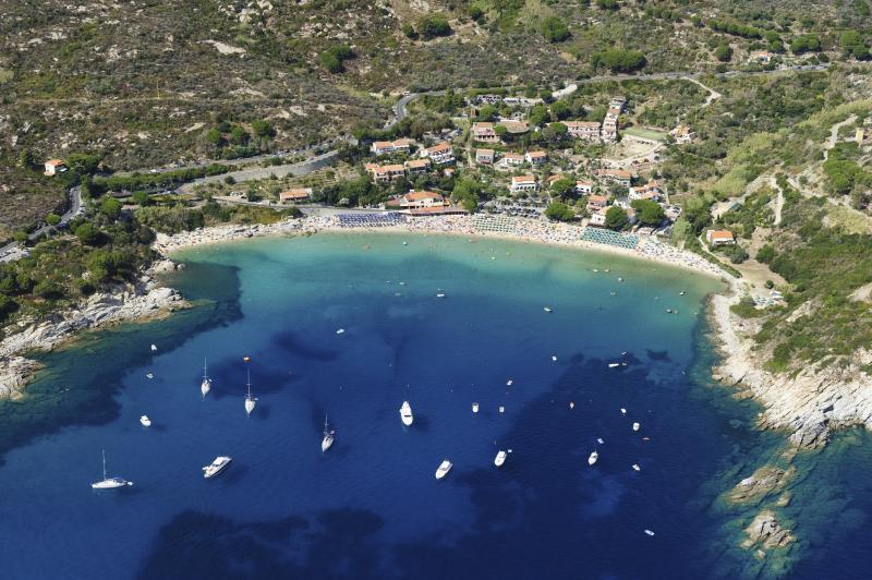 Italy Spiaggia di Cavoli, Toscana