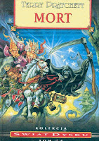 """Mort"" - Terry Pratchett"