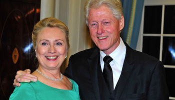 Bill and Hillary Clinton - Modern Ahab and Jezebel