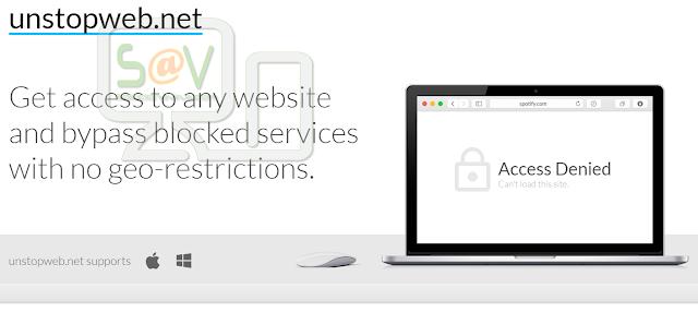 Unstopweb.net (Adware)