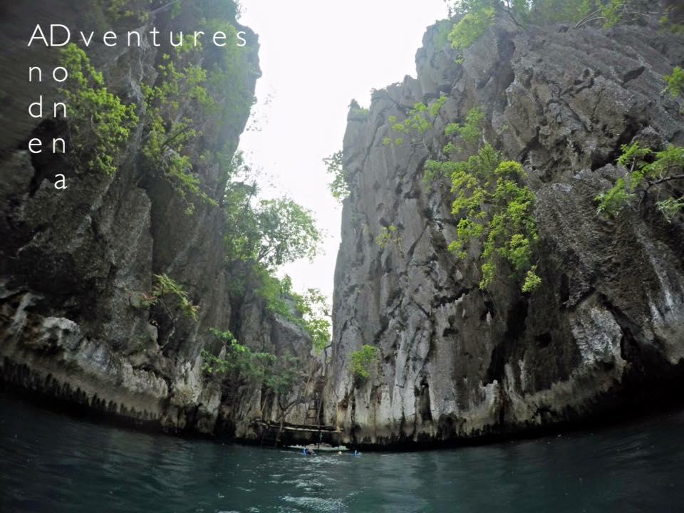 Twin Lagoon Coron Palawan