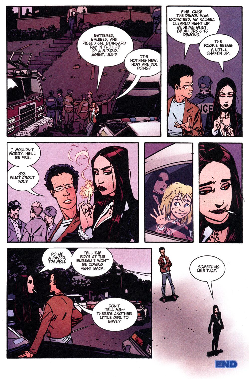 Read online Hellboy: Weird Tales comic -  Issue #4 - 14