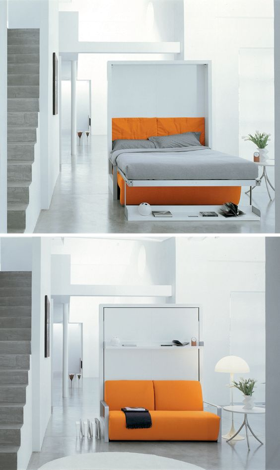 Style design gallery 35 stylish space saving furnitures for your home - Space saving furniture design ...