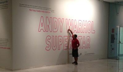 Andy Warhol Superstar en Valencia 4