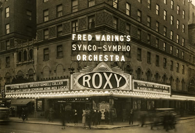 new york tours by gary the roxy theater one of new york