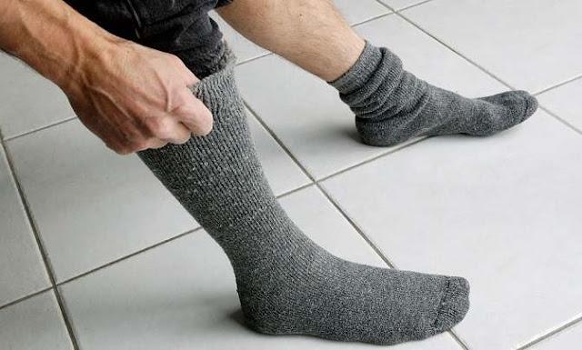 Οι περισσότερες κάλτσες top ten