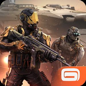 تنزيل لعبة حرب الظلام Modern Combat 5 مجانا