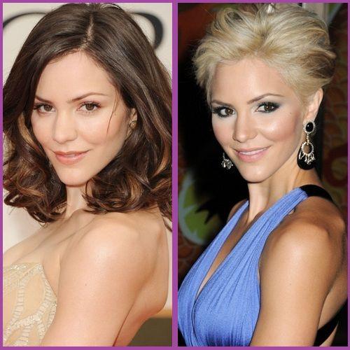 Blondes Who Go Brunette 26