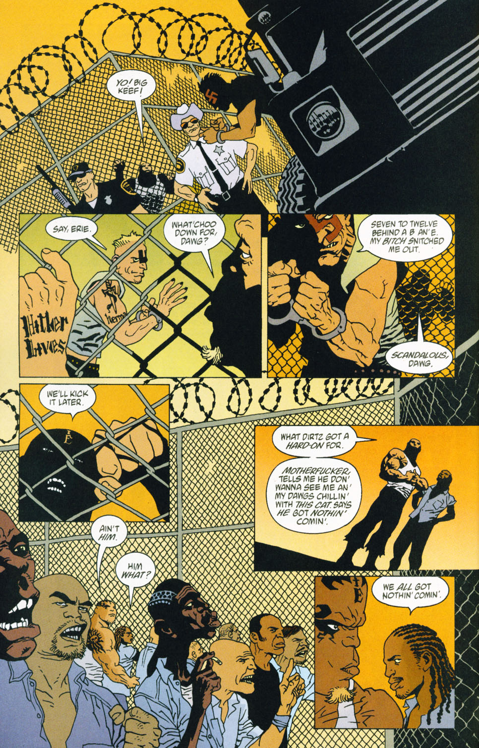 Read online 100 Bullets comic -  Issue #43 - 21