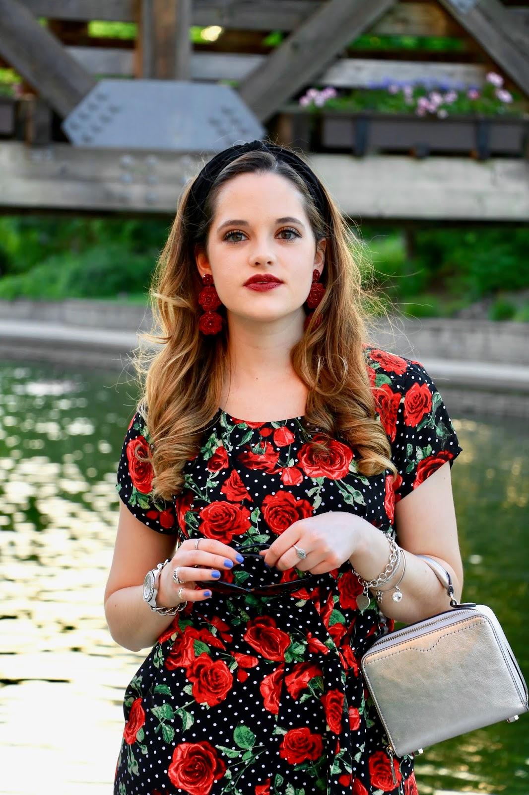 Nyc fashion blogger Kathleen Harper's summer fashion