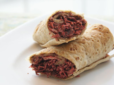 Musakan Rolls with Olive Oil Recipe