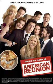 American Reunion (2012) UNRATED Hindi Dual Audio Movie 135Mb hevc BRRip