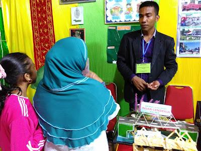 MAN Insan Cendekia  Aceh Timur di PKAT Ke-I 2015