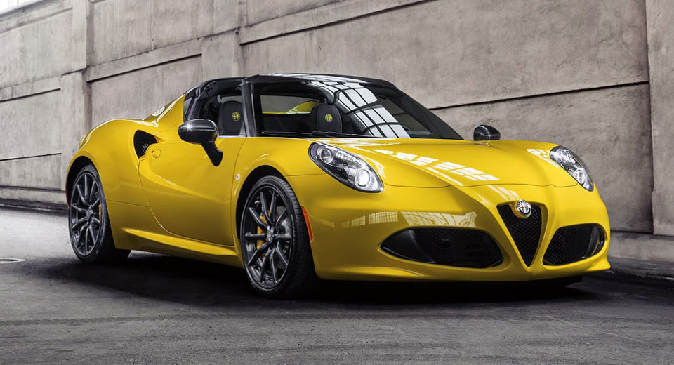 Alfa Romeo 4C Won't Live On Past Its First-Generation