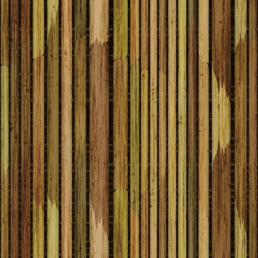 Thatch Reed Pattern 2