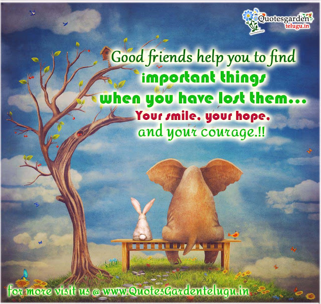 Heart touching friendship quotes about happiness