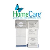 Electrolux U & Discovery; ProTeam ProCare, ProForce & ProLux Standard Filtration Bags by Home Care Products, 12 bags