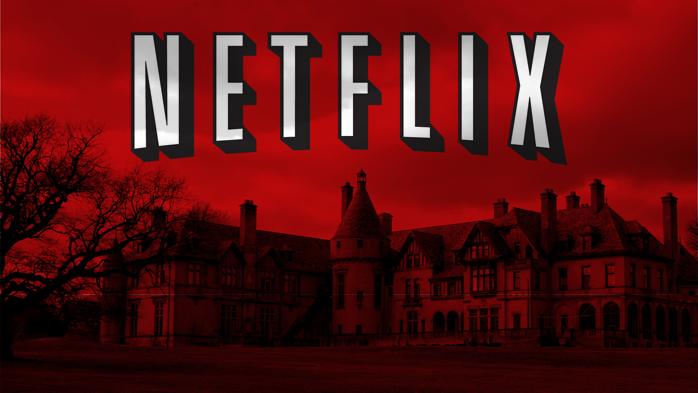 Dark Shadows Netflix