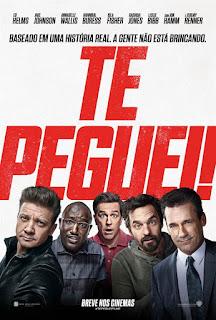 Review – Te Peguei!