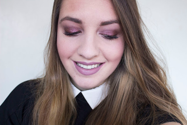 Tutoriel maquillage avec le Lid Lingerie de Nyx