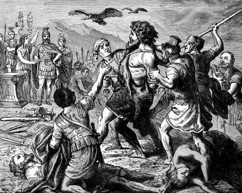 Tetuones king captured alive