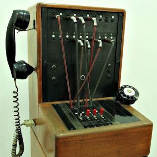 Central Telefônica - Museu Histórico de Canoas (Dr Sezefredo Azambuja)