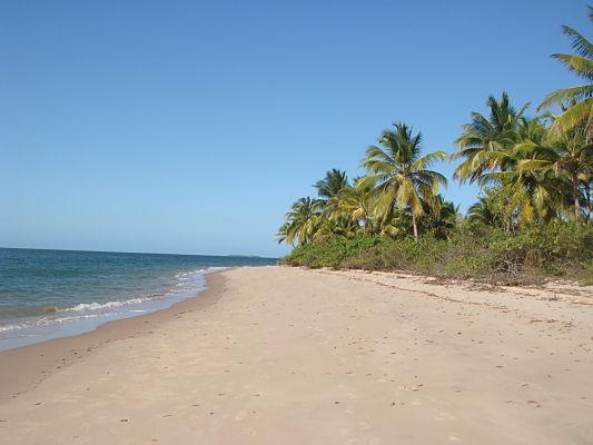 ilha campinho peninsula marau
