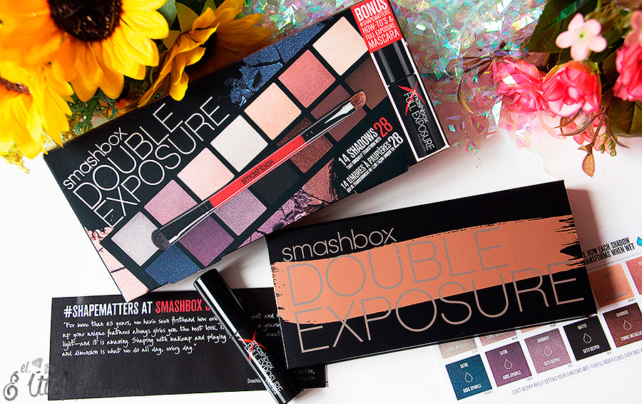 Palette Double Exposure - Smashbox