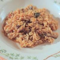 Risotto de Nueces