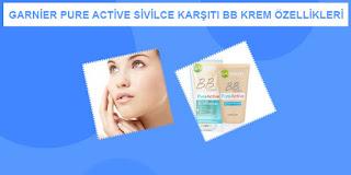 Garnier Pure Active Sivilce Karşıtı BB Krem  etkileri nelerdir