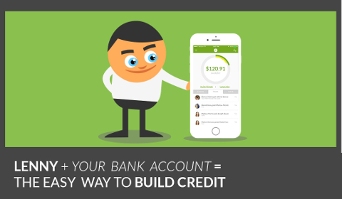 Lenny – The Easy Way to Build Credit