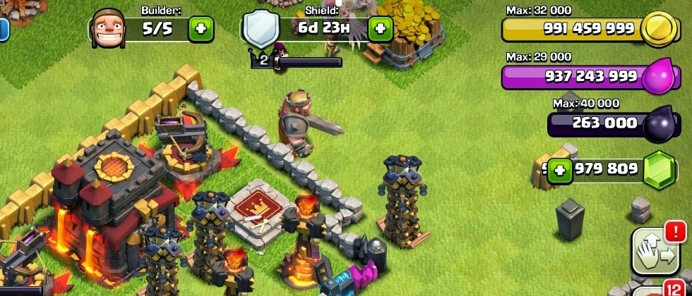 Coc free gems world wide100% working method coc free gems.