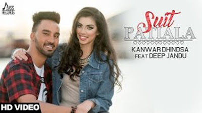Suit Patiyala Lyrics - Kanwar Dhindsa Feat Deep Jandu | Jass Records