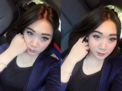 Profil Dan Biodata Bripda Puput Calon Istri Ahok