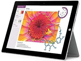 Microsoft Surface 3 Tab - 128GB Windows 10 Tablet