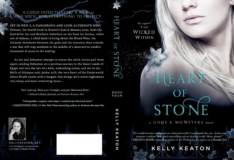 Kelly Keaton: New Cover is here!
