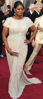 Octavia Spencer in Todashi Shoji, Oscars 2012