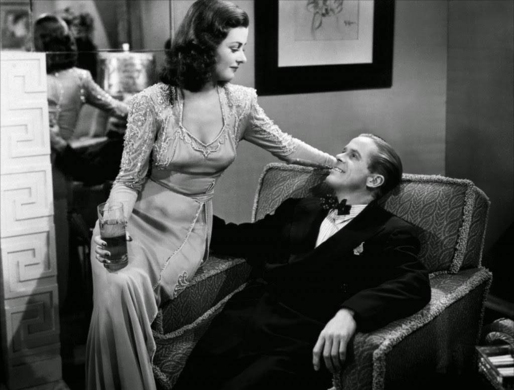 Joan Bennet Dan Duryea The Woman in the Window film noir