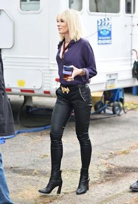 Ocean's 8 Cate Blanchett Set Photo 2