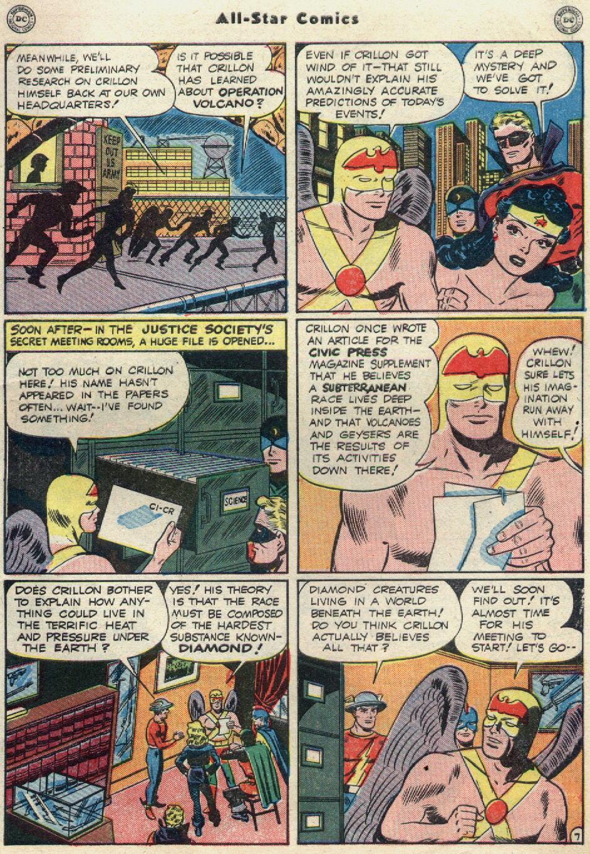 Read online All-Star Comics comic -  Issue #51 - 9