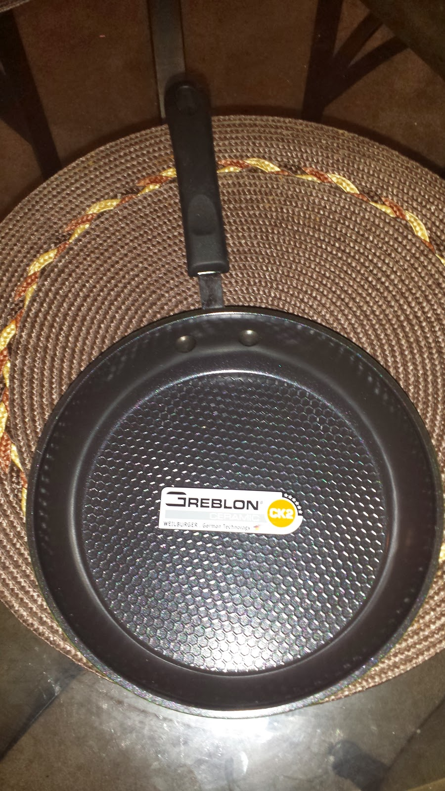 Best Non Stick Coating Pans By Ozeri My Review