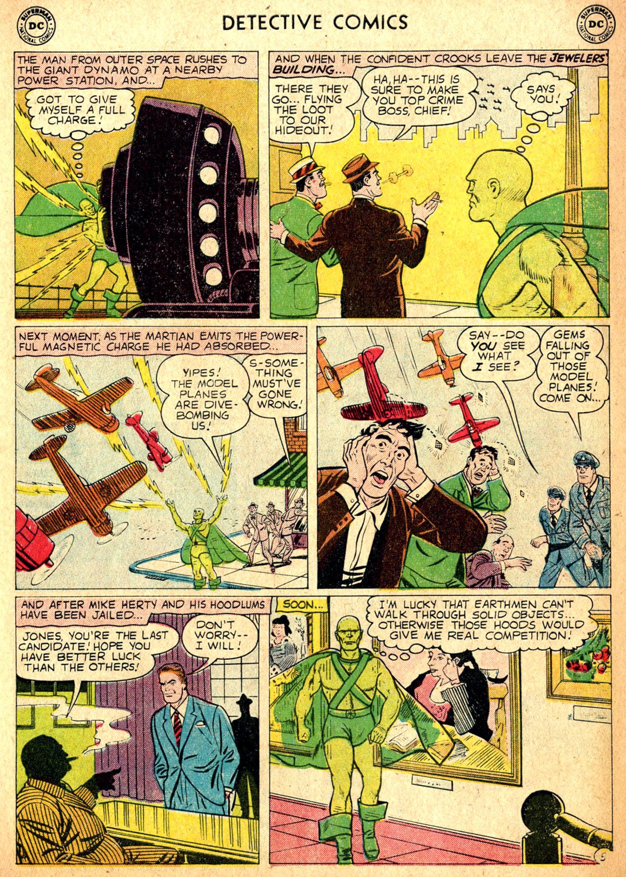 Read online Detective Comics (1937) comic -  Issue #257 - 31