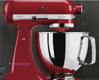Logo Flora '' Il riso è servito'': vinci gratis Robot da cucina KitchenAid Artisan
