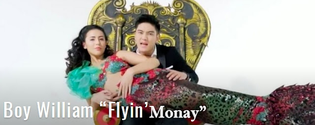 Flyin' Money - Boy William & Ananta Vinnie