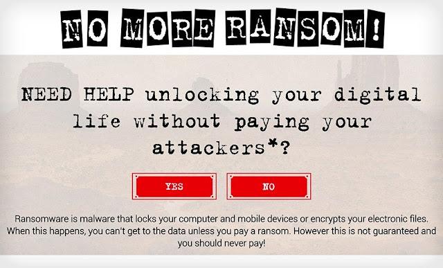 حذف كافة فيروسات الفدية وفك تشفير الملفات المصابة بسهولة