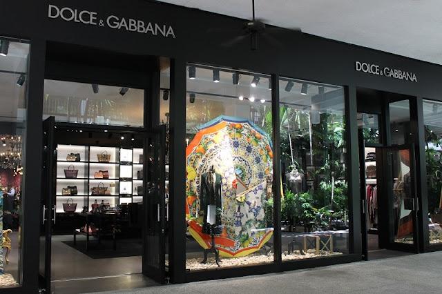 Loja Dolce & Gabbana em Miami