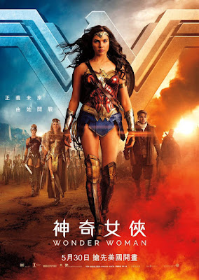 Wonder Woman 2017 Proper HDTC 400Mb