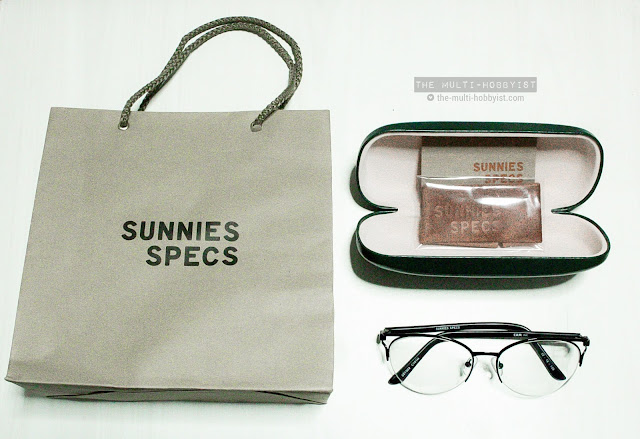 My Sunnies Specs kit | Sunnies Eyeglasses Review