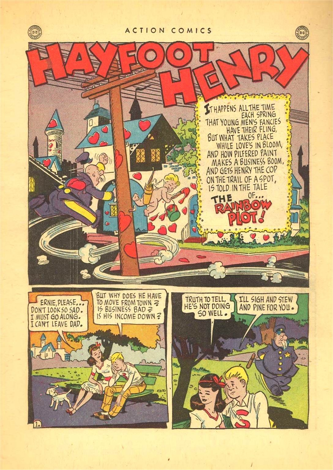 Read online Action Comics (1938) comic -  Issue #92 - 36