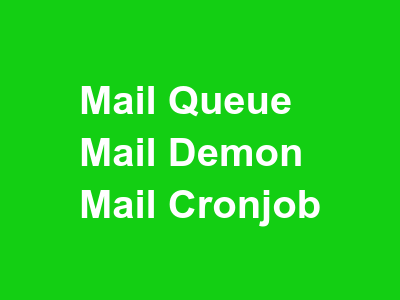 how to create and manage mail queue/demon/cron in nodejs - laxman chavda